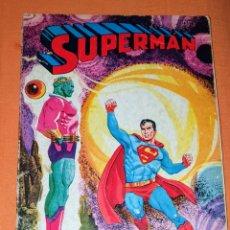 Tebeos: COMIC SUPERMÁN TOMO VIII. EDITORIAL NOVARO. LOMO FATIGADO POR EL ROCE. Lote 191123603