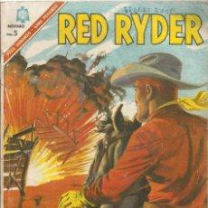 Tebeos: RED RYDER Nº 145. Lote 191134331