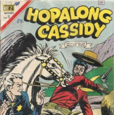 Tebeos: HOPALONG CASSIDY Nº 155 AÑO 1967. Lote 191140940