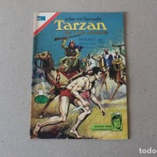 Tebeos: EDITORIAL NOVARO, SERIE AGUILA - Nº 482 TARZAN DE LOS MONOS - AÑO 1976. Lote 191173070