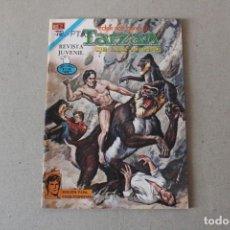 Tebeos: EDITORIAL NOVARO, SERIE AGUILA - Nº 486 TARZAN DE LOS MONOS - AÑO 1976. Lote 191173205