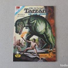 Tebeos: EDITORIAL NOVARO, SERIE AGUILA - Nº 489 TARZAN DE LOS MONOS - AÑO 1976. Lote 191173292