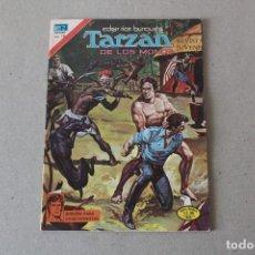 Tebeos: EDITORIAL NOVARO, SERIE AGUILA - Nº 492 TARZAN DE LOS MONOS - AÑO 1976. Lote 191173441