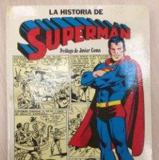 Tebeos: LA HISTORIA DE SUPERMAN. Lote 191209876
