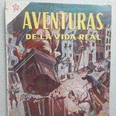 Tebeos: OPORTUNIDAD! COMIC EN REGULAR ESTADO - AVENTURAS DE LA VIDA REAL N° 69 - ORIGINAL EDITORIAL NOVARO. Lote 191244191