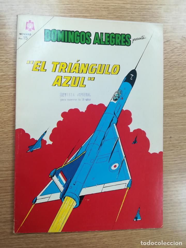DOMINGOS ALEGRES PRESENTA NUMERO EXTRAORDINARIO (OCTUBRE 1964) (Tebeos y Comics - Novaro - Domingos Alegres)