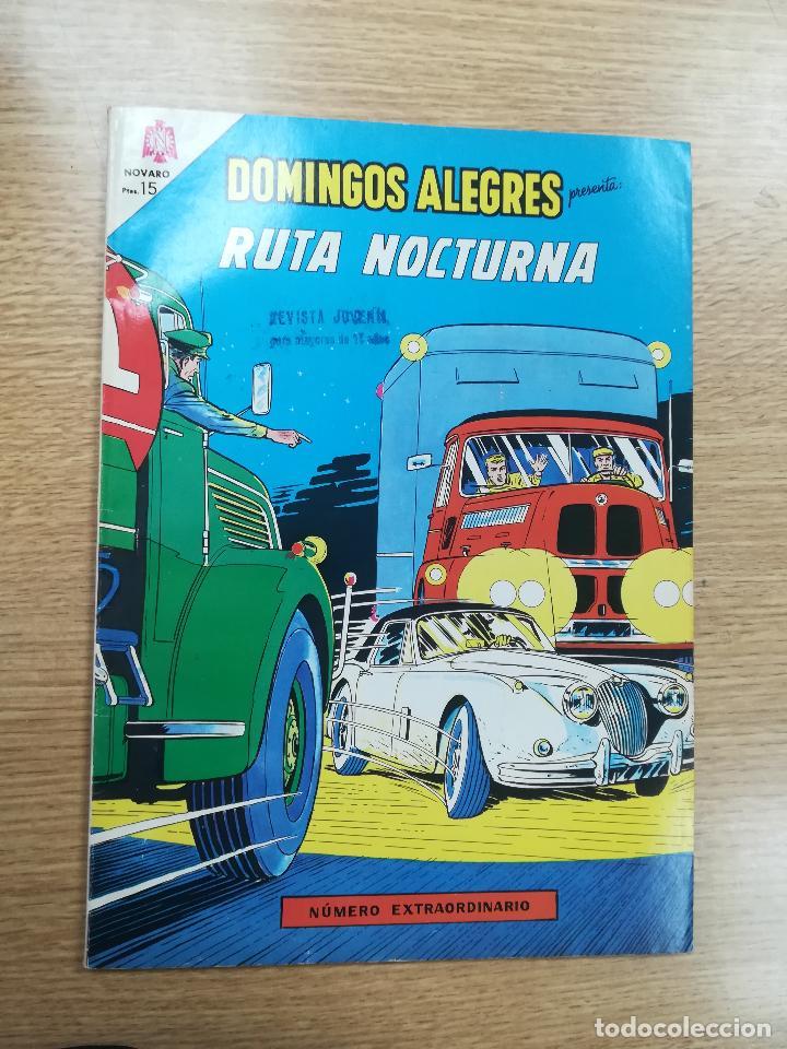 DOMINGOS ALEGRES PRESENTA #582 (Tebeos y Comics - Novaro - Domingos Alegres)