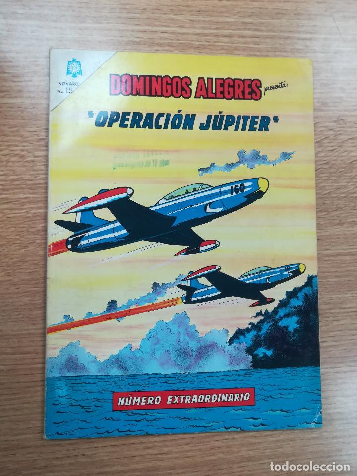 DOMINGOS ALEGRES PRESENTA #586 (Tebeos y Comics - Novaro - Domingos Alegres)