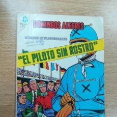 Tebeos: DOMINGOS ALEGRES PRESENTA NUMERO EXTRAORDINARIO (NOVIEMBRE 1964). Lote 191295995