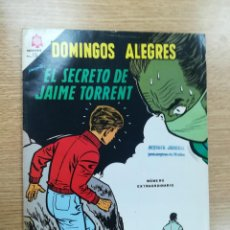 Tebeos: DOMINGOS ALEGRES PRESENTA #595. Lote 191296005