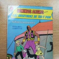 Tebeos: DOMINGOS ALEGRES PRESENTA #565. Lote 191296015