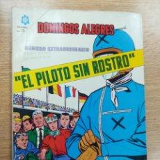 Tebeos: DOMINGOS ALEGRES PRESENTA NUMERO EXTRAORDINARIO (NOVIEMBRE 1964). Lote 191296052