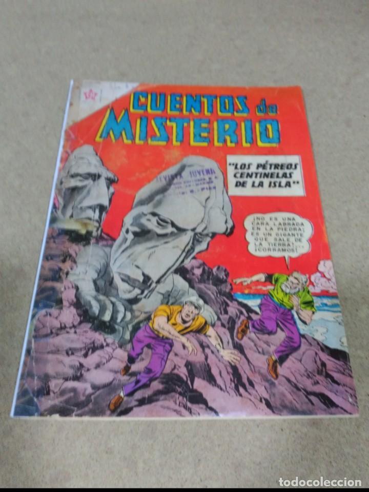 CUENTOS DE MISTERIO Nº 6 MUY DIFÍCIL (Tebeos y Comics - Novaro - Sci-Fi)