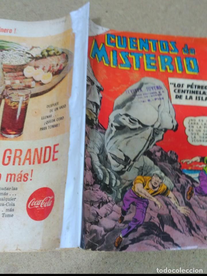 Tebeos: Cuentos de Misterio Nº 6 MUY DIFÍCIL - Foto 4 - 191305770