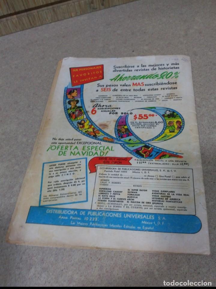 Tebeos: Historias Fantásticas Nº 10 - Foto 2 - 191306492