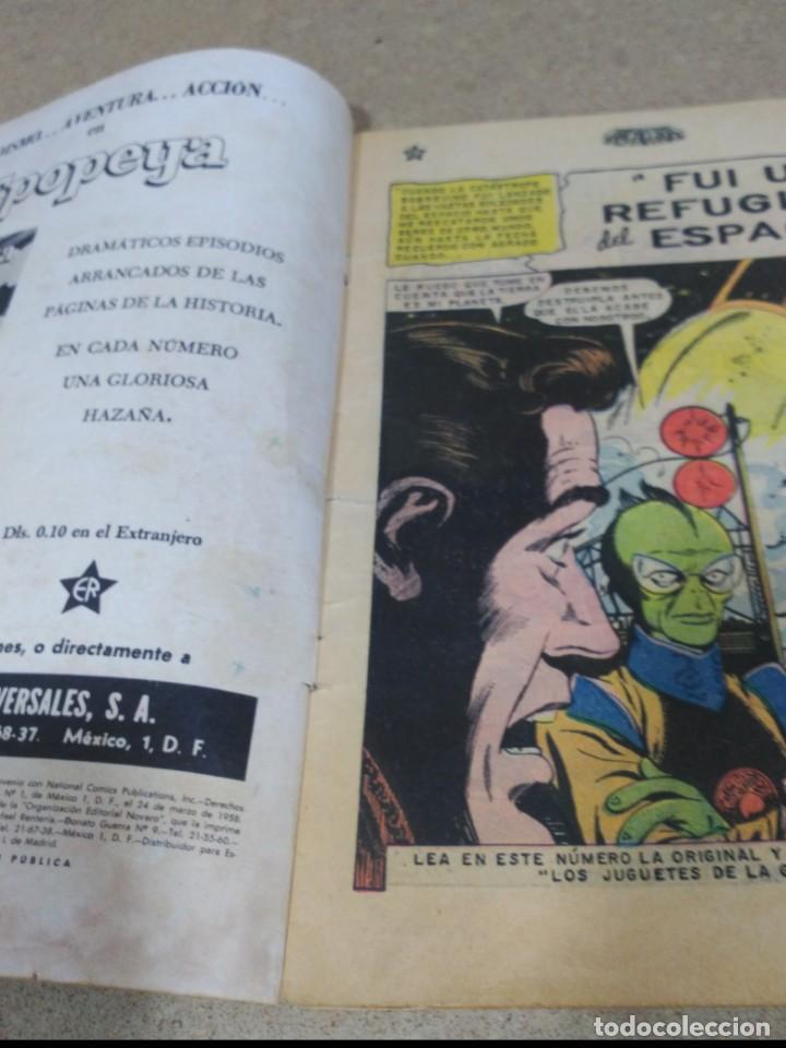 Tebeos: Historias Fantásticas Nº 28 - Foto 3 - 191307293