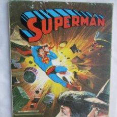 Tebeos: SUPERMÁN - LIBRO COMIC - EDITORIAL NOVARO 1977. . Lote 191495388