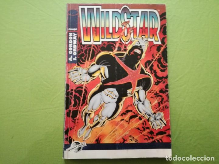 WILDSTAR - LIBRO WORLD COMICS (Tebeos y Comics - Novaro - Sci-Fi)