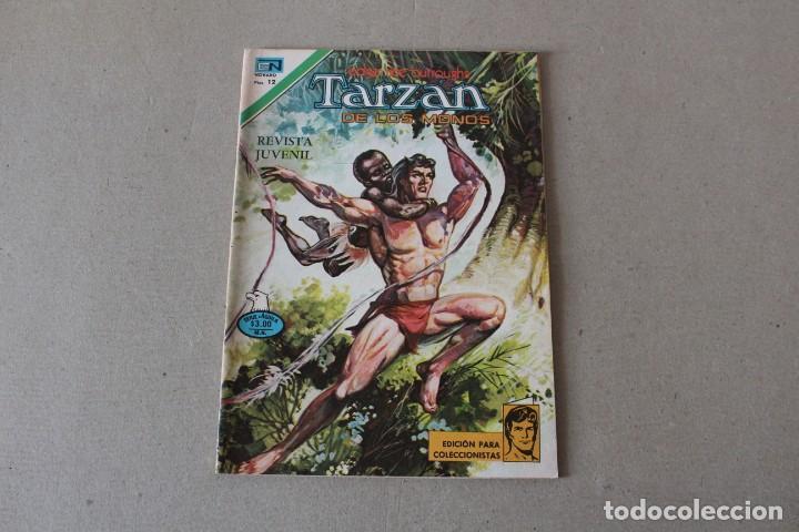 EDITORIAL NOVARO, SERIE AGUILA - Nº 2-516 TARZAN DE LOS MONOS - AÑO 1976 (Tebeos y Comics - Novaro - Tarzán)