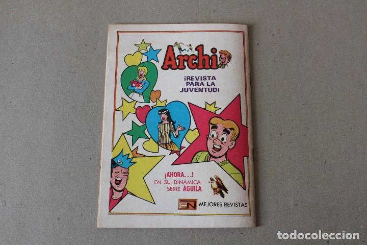 Tebeos: EDITORIAL NOVARO, SERIE AGUILA - Nº 2-516 TARZAN DE LOS MONOS - AÑO 1976 - Foto 3 - 191515926