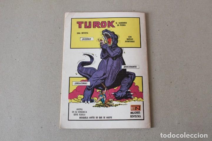Tebeos: EDITORIAL NOVARO, SERIE AGUILA - Nº 2-518 TARZAN DE LOS MONOS - AÑO 1976 - Foto 3 - 191516937