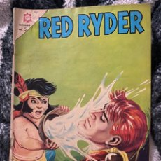 Tebeos: RED RYDER NÚMERO 132 1965. Lote 191539538