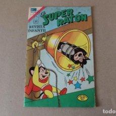 BDs: EL SUPER RATON Nº 270 - EDITORIAL NOVARO 1974. Lote 191635002