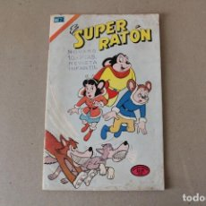 BDs: EL SUPER RATON Nº 276 - EDITORIAL NOVARO 1974. Lote 191635372