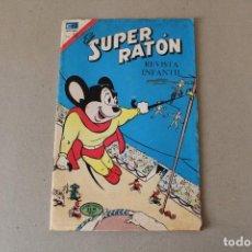 BDs: EL SUPER RATON Nº 274 - EDITORIAL NOVARO 1974. Lote 191635503
