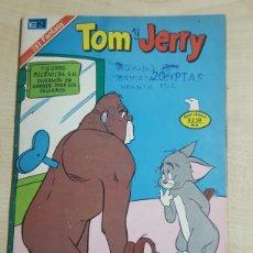 Tebeos: NOVARO TOM Y JERRY N ° 439 SERIE AGUILA AÑO 1976. Lote 191741230
