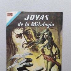Tebeos: JOYAS DE LA MITOLOGÍA N° 348 SERIE ÁGUILA - ORIGINAL EDITORIAL NOVARO. Lote 191801417