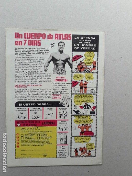 Tebeos: Red Ryder n° 2-455 serie Águila - original editorial Novaro - Foto 2 - 191863325