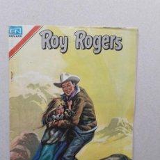 Tebeos: ROY ROGERS N° 2-418 SERIE ÁGUILA - ORIGINAL EDITORIAL NOVARO. Lote 191864200