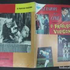 Tebeos: EL PROFESOR VOLIGOMA. CLASICOS DEL CINE Nº 96. . NOVARO 1 DEAGOSTO DE 1963.. Lote 191879576