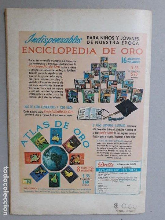 Tebeos: Epopeya n° 142 - Los periódicos n° 1 - original editorial Novaro - Foto 3 - 191957355