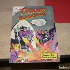 BDs: TITANES PLANETARIOS 78. Lote 191993582