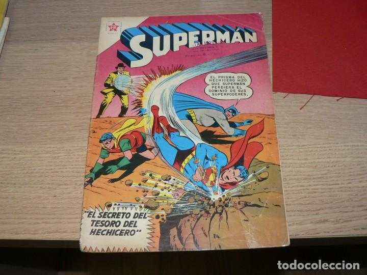 Tebeos: SUPERMAN 234 - Foto 1 - 191994142