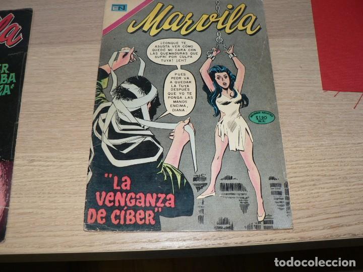 MARVILA 183 (Tebeos y Comics - Novaro - Otros)