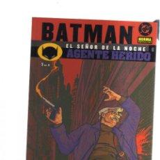 Giornalini: BATMAN EL SEÑOR DE LA NOCHE N,6. Lote 192144641