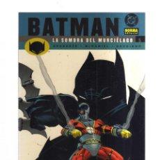 Giornalini: BATMAN LA SOMBRA DEL MURCIELAGO N,5. Lote 192145838