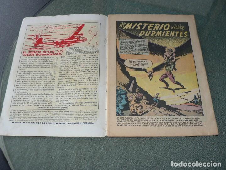 Tebeos: TITANES PLANETARIOS NUMERO 1 JAMAS VENDIDO - Foto 2 - 192159158
