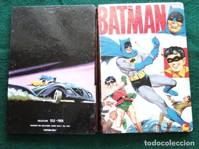BATMAN PUBLICACIÓN FHER TEBEO COMIC (Tebeos y Comics - Novaro - Batman)