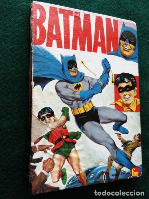 Tebeos: BATMAN PUBLICACIÓN FHER tebeo comic - Foto 2 - 192201953