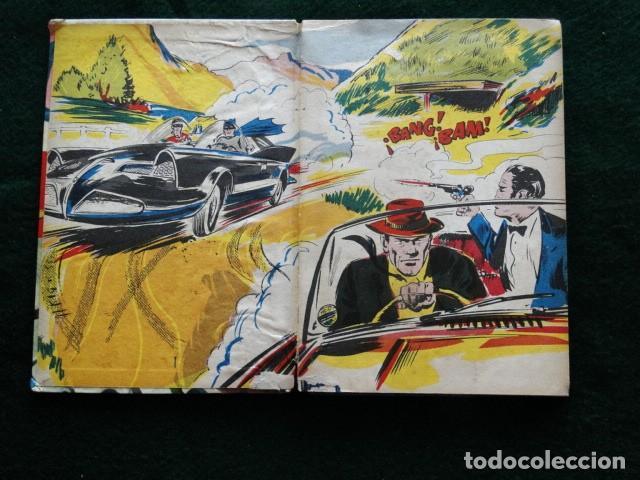 Tebeos: BATMAN PUBLICACIÓN FHER tebeo comic - Foto 3 - 192201953