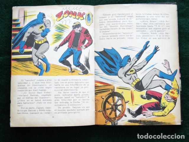 Tebeos: BATMAN PUBLICACIÓN FHER tebeo comic - Foto 13 - 192201953