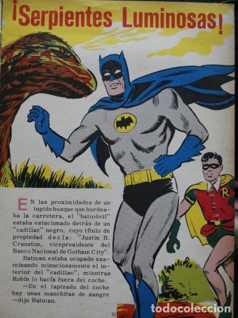 Tebeos: BATMAN PUBLICACIÓN FHER tebeo comic - Foto 15 - 192201953