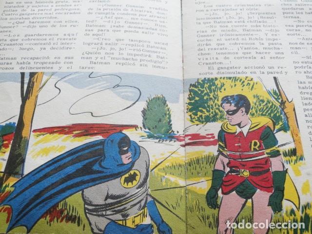 Tebeos: BATMAN PUBLICACIÓN FHER tebeo comic - Foto 16 - 192201953