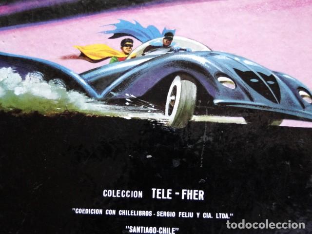 Tebeos: BATMAN PUBLICACIÓN FHER tebeo comic - Foto 18 - 192201953