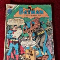 Livros de Banda Desenhada: BATMAN NOVARO MEXICO 531 MUY DIFICIL 1970. Lote 192314607