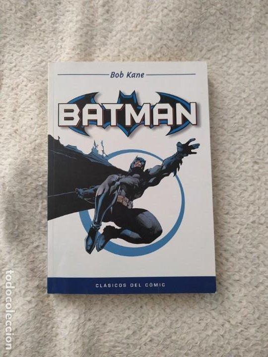 BATMAN - BOB KANE. CLÁSICOS DEL CÓMIC (Tebeos y Comics - Novaro - Batman)